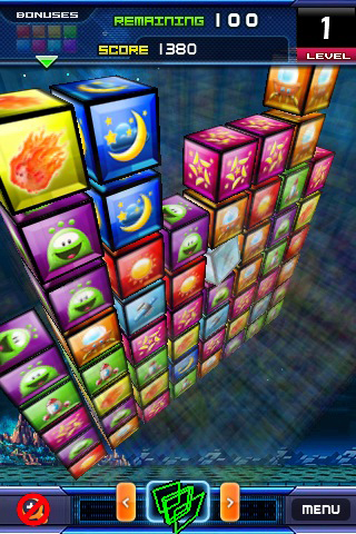Screenshot Match 3D Flick Puzzle Review